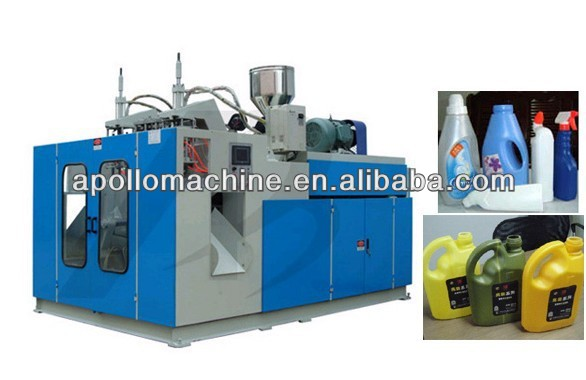 low price small plastic products making machine/2 liter plastic bottle