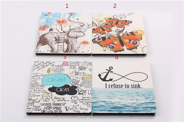 Freedom style custom case for Ipad 2/3/4/5
