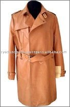 Ladies' Leather Coats LJ-66826
