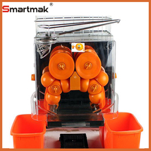 Commercial automatic citrus orange juicer