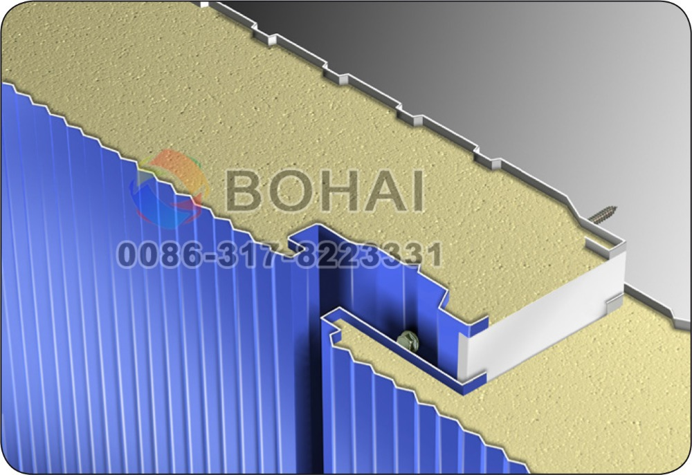 Security Foam Sandwich Roof Panels Insulated Metal