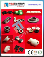 Compatible and original used copier parts for Konica Minolta kyocera Ricoh and other brand copier machine