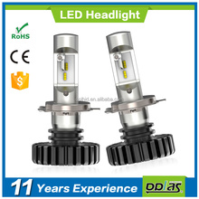 wholesale super bright bulb f6 auto parts high power light car lamp h4 led headlight