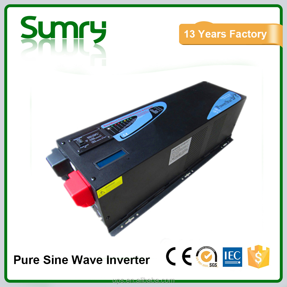 Sinus synchronize inverter price with CE certificate 1000W-6000W