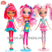 La dee da sweet party candy doll model toy for girls toys