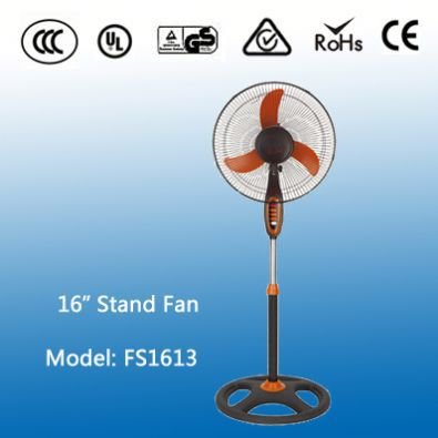 2016 New Products Solar Powered Outdoor Fans/12 Inch Stand Fan With Best Quality