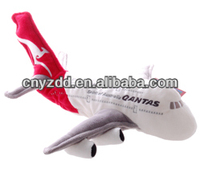cars planes dusty plush toy/plush airplane toy/soft aeroplane toy