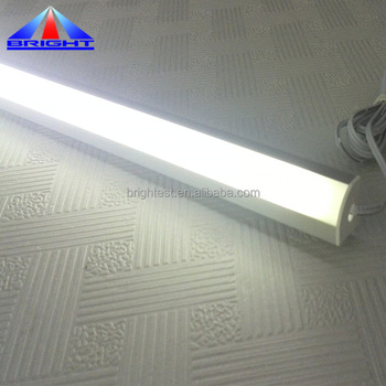 Waterproof IP65 12/24V 4.8W 60LED 380LM Per Foot Warm White 2700K 80RA CRI 3528 Light bar Rigid LED Strip