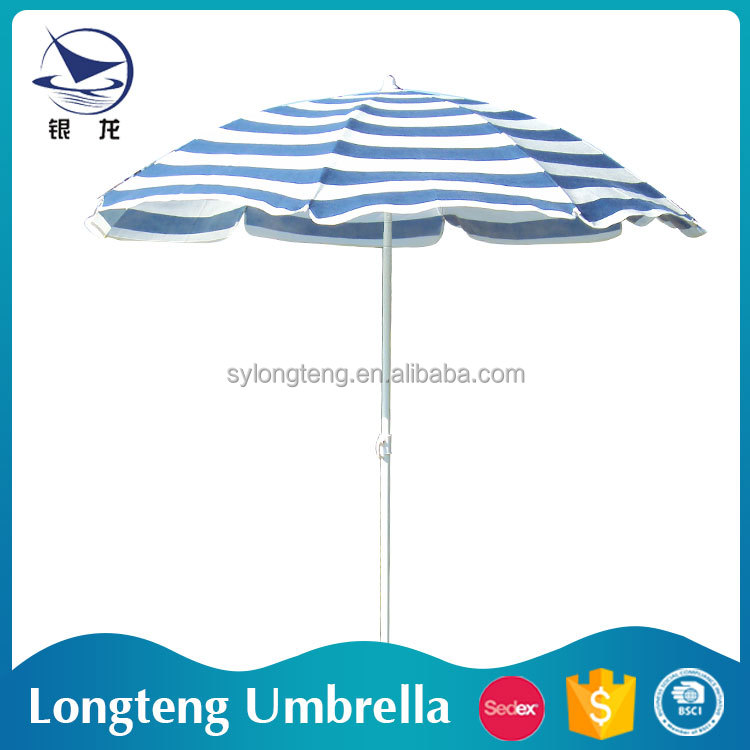 Hot sale Sun and rain Beach umbrella Parasol harga payung tenda