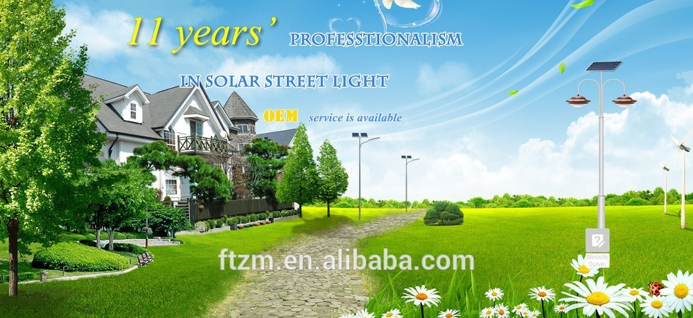 aluminum LED light price 20w LED garden light with high quality chips