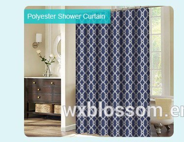 Hot product polyester splicing blackout window curtains for living room