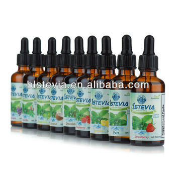 Natural stevia sugar 100%-50ml