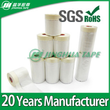 waterproof UV resistance tape with protective film