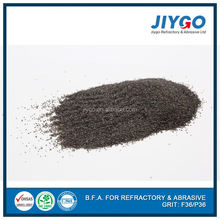 Grade brown fused alumina fine powder/grinding used corundum/coating used brown corundum