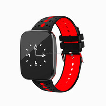 Chinese Smart Watch V6 Bluetooth Bracelet Band with Heart Rate Monitor Blood Pressure Oxygen Smartwatch