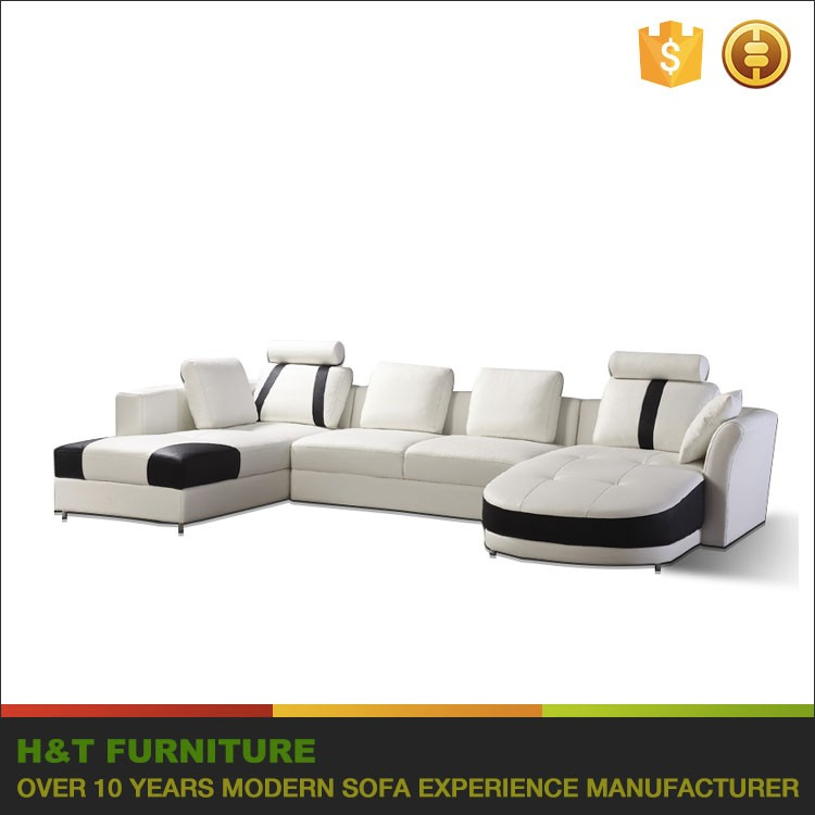 Italian style living room sofa,chaise living room sofa,sex living room sofa T303