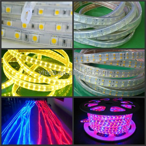 led flexible tape strip light 110v 120v 220v 230v 5050. Black Bedroom Furniture Sets. Home Design Ideas