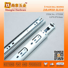 CT3508 35MM Drawer Slide Track Drawer Sliding Mechanism