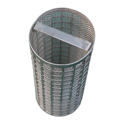 China supply perforated plastic tube aluminum perforated metal with high quality