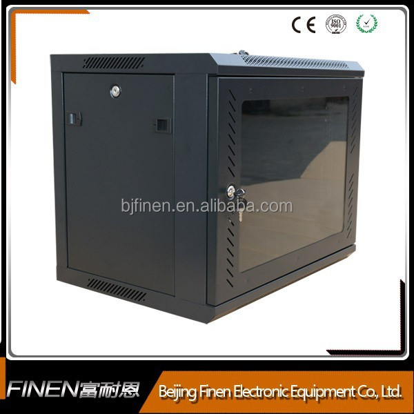 Home Office Network Wall Cabinet for Router Switch