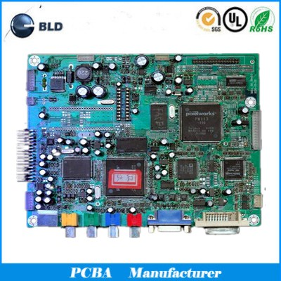 Pcb board and smt pcb assembling,china pcba make,electric pcba