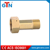 China Factory Brass Hardware Connector Brass