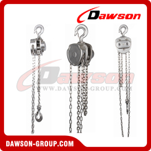 Stainless Steel Chain Block / stainless steel Chain Hoist