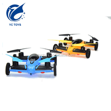 Dual Mode Running and flying car racing Drone for sale Ready to Go 2 in 1 Quadrocopter