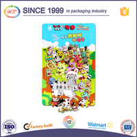 Printing Eco- Friendly High Quality Custom Puzzle cardboard print book For Children