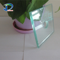 2mm 19mm Tempered Glass Toughened Glass