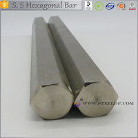 Hot selling 316 stainless steel hexagonal cold drawn bar for wholesales