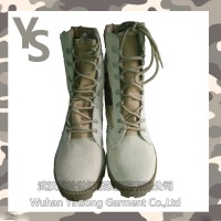 [Wuhan YinSong]High Neck Safety Shoes /Army Safety Shoes