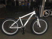 mens fat tire mountain bike with 26 4.0 tire