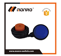2015 Zhejiang Monro 250v automatic float switch with coughtweight with cable for water pump (FPS-4)