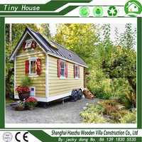 low cost prefab tiny house on wheels