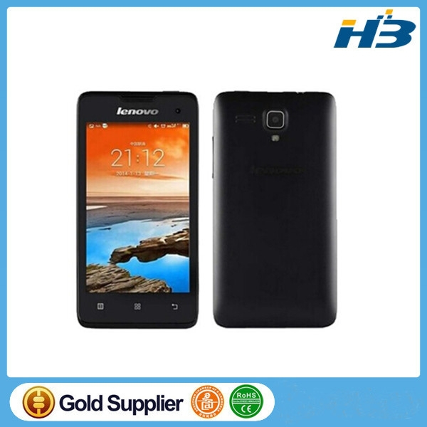 Original Lenovo A396 Cellphone SC8830A Quad core 1.2GHz 3G Dual Sim 4 inch Android 1.2GHZ Bluetooth Russian Language Smartphone