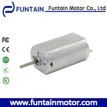 3-12v motor ff-180sh for electric teeth brush & Racing cars.