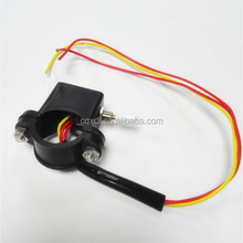 Motorcycle ATV Dual Double Flash Warning Light Switch Turn Signal Light Switch