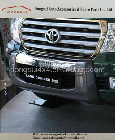 For Toyota Land cruiser 200 stainless steel 4x4 bumper accessories, car accessories, new bumper guard