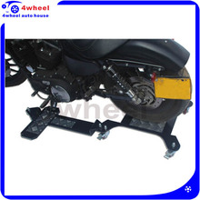 Movable Motorcycle Dolly with Swivel Castor
