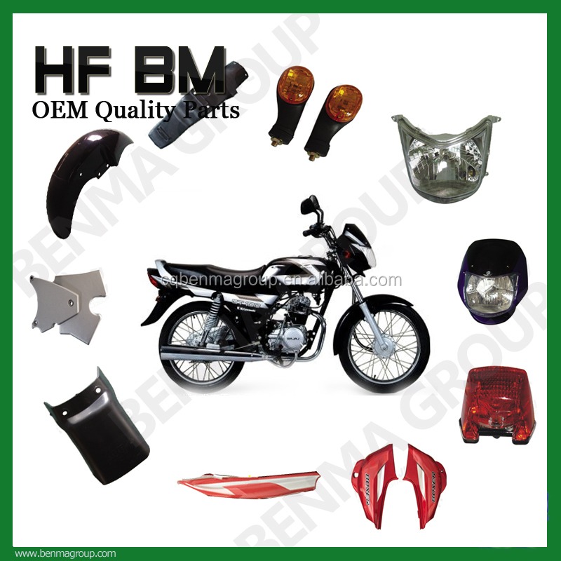 Best Quality BAJAJ BOXER CT 100 Motorcycle Plastic Body Parts