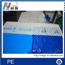 high quality ldpe soft tube mattress cover film (bag)