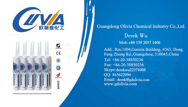 OLV511 General Purpose Acetic Silicone Sealant