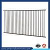 easily assembled cheap fence panels square tube
