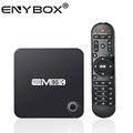Smart android tv box EM95X Amlogic s905x quad core google playstore OTA upgrading arabic IPTV set top box wifi
