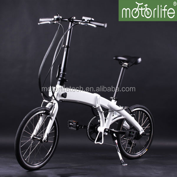2016 Newest e-bike model 16KG mini folding electric bike city e cycle cheap elcykel for sale