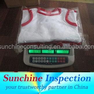 baby clothes inspection service garment quality control in jinjiang quanzhou guangzhou puning