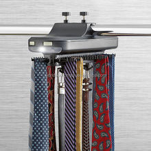 Popular Design Battery Powered Revolving Tie Rack