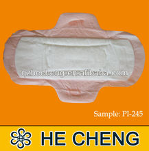 disposable use ultra thin women sanitary towels from China
