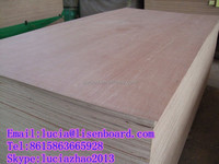 high quality best price E1 commercial plywood , thin plywood sheet 1220X2440mm Okoume plywood sheets, poplar core E0 Glue